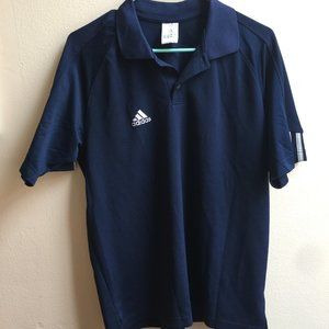 adidas Performance Polo With Mesh